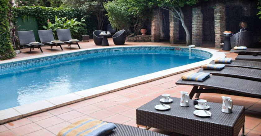 terrasse swimming pool casa
